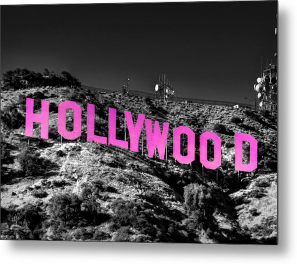 Los Angeles 016 C Metal Print
