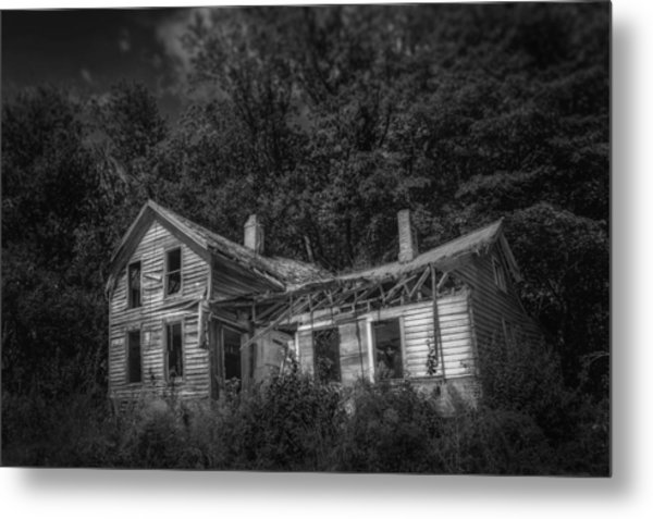 Lost And Alone Metal Print