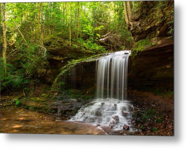 Lost Creek Falls Metal Print