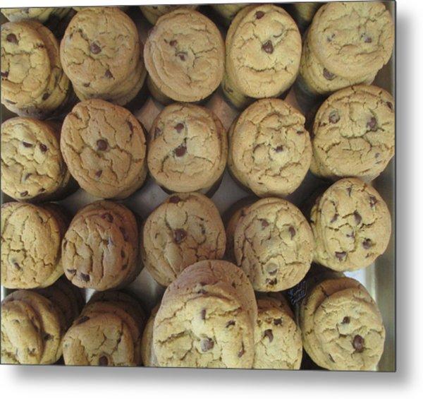 Lotta Cookies Metal Print