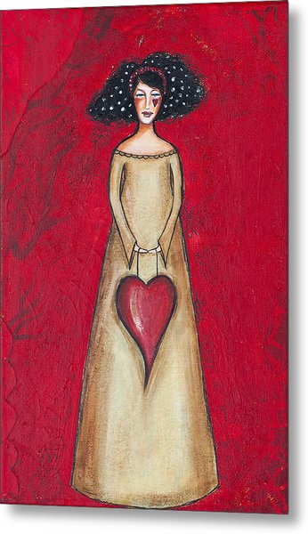 Love Bringer Metal Print