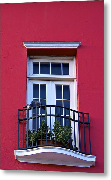 Love In San Juan Metal Print