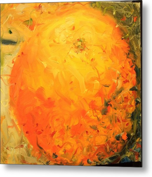 Love Of Three Oranges I Metal Print