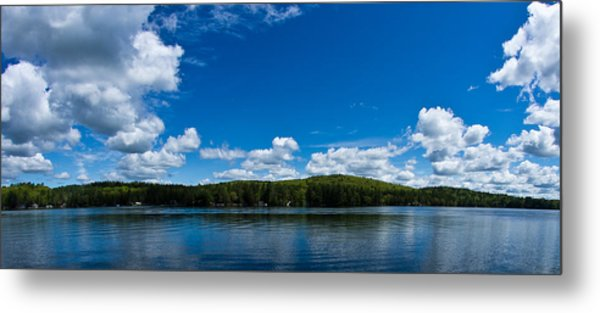 Lovell Lake Afternoon Metal Print