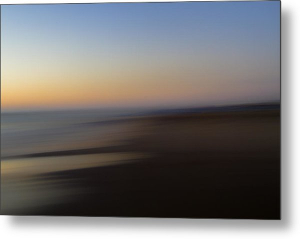 Low Tide Metal Print by Steve Belovarich