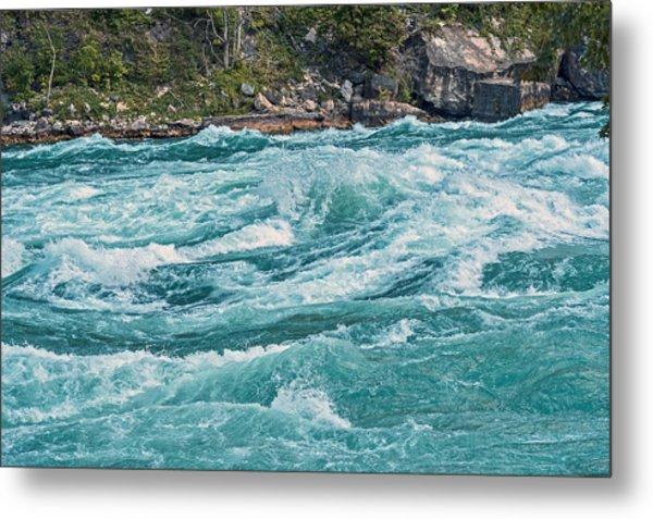 Lower Niagara River Ontario Canada Metal Print
