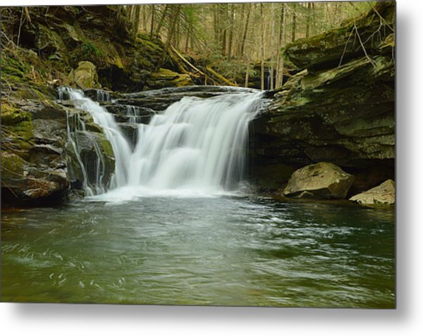 Lower Twin Falls #1 Metal Print
