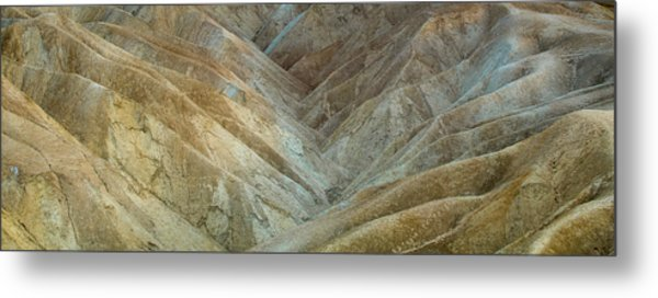 Luminous Lands Metal Print