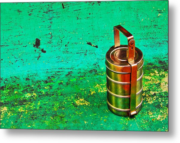 Lunch Box Metal Print