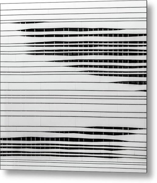 Lurkers Wall Metal Print by Gilbert Claes