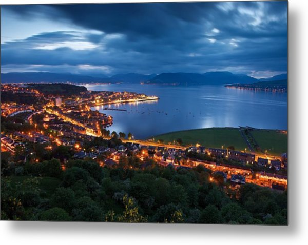 Lyle Hill Metal Print