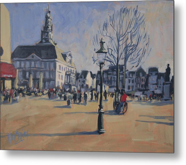 Maastricht On The Last Day Of 2014 Metal Print