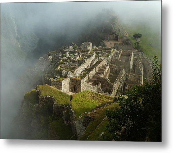 Machu Picchu Peru 2 Metal Print