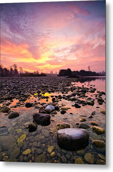 Magic Morning II Metal Print