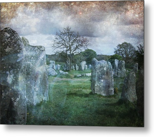Magical Brittany Metal Print