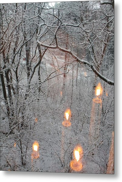 Magical Prospect Metal Print