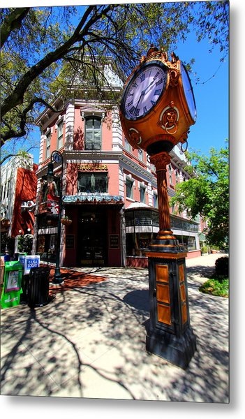 Main Street Columbia Metal Print
