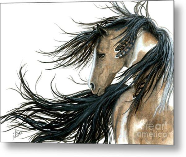 Majestic Horse Series 89 Metal Print