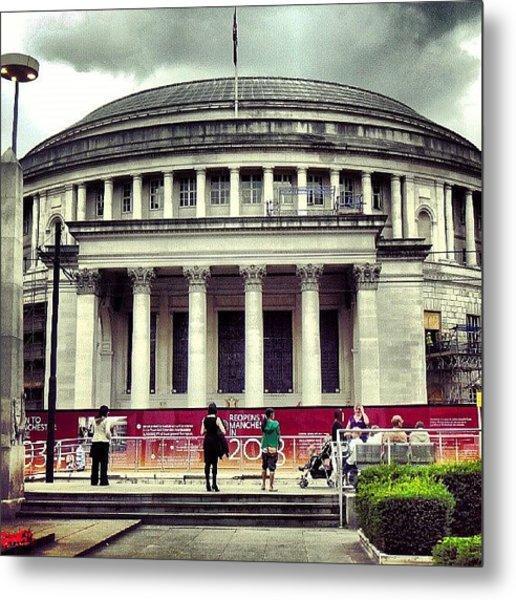 Manchester! 2012 Metal Print