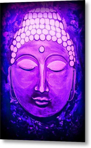 Mandi's Buddha Metal Print