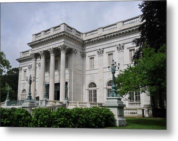 Marble House  --  Newport Rhode Island  Metal Print