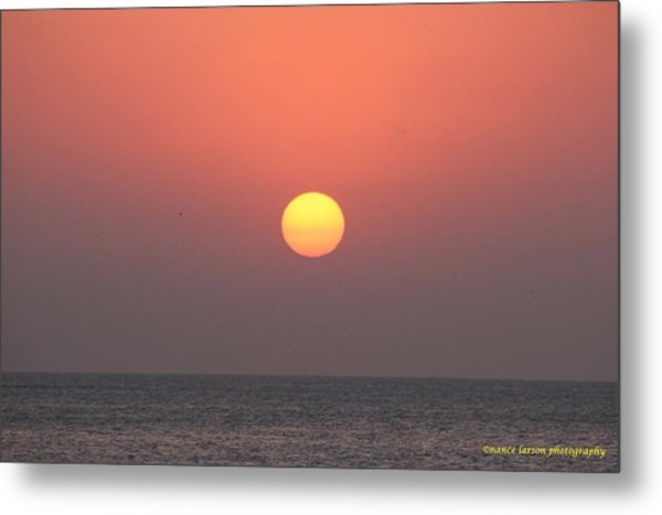 March Sunrise Metal Print