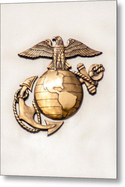 Marine Ega Metal Print