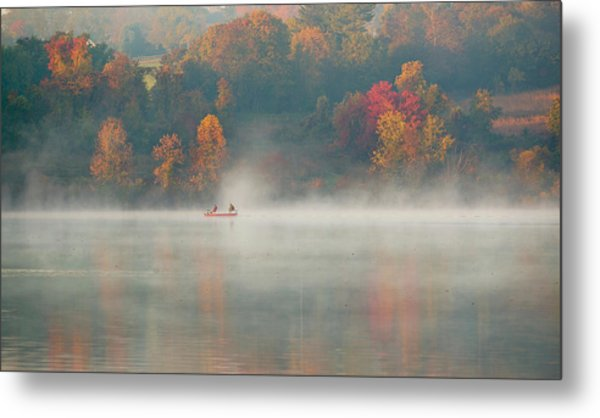 Marsh Creek Pa Metal Print