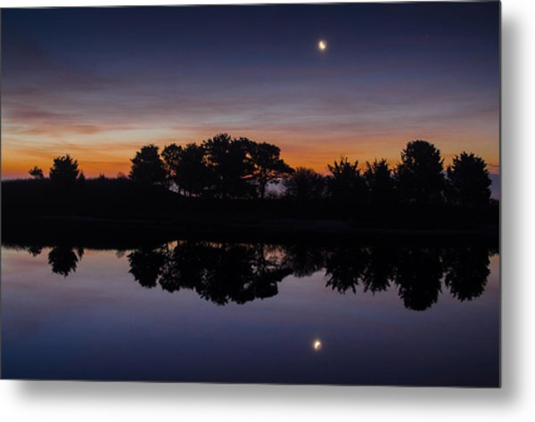 Martha's Vineyard Dawn Metal Print