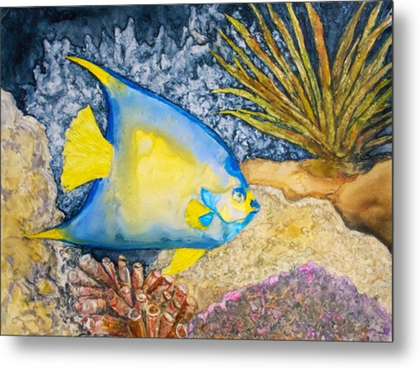 Martinique Angel Metal Print