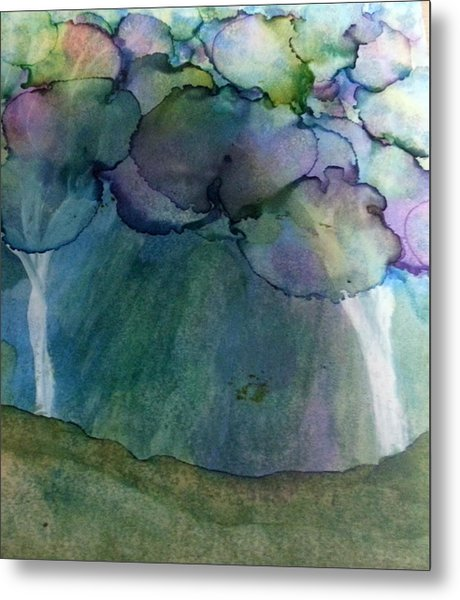 Mary Poppins Spring Metal Print