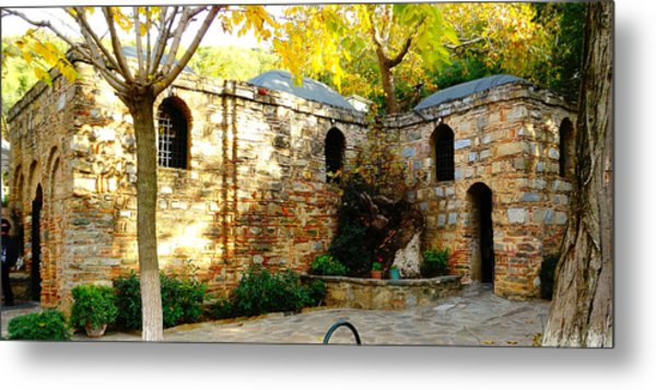 Mary's House Metal Print