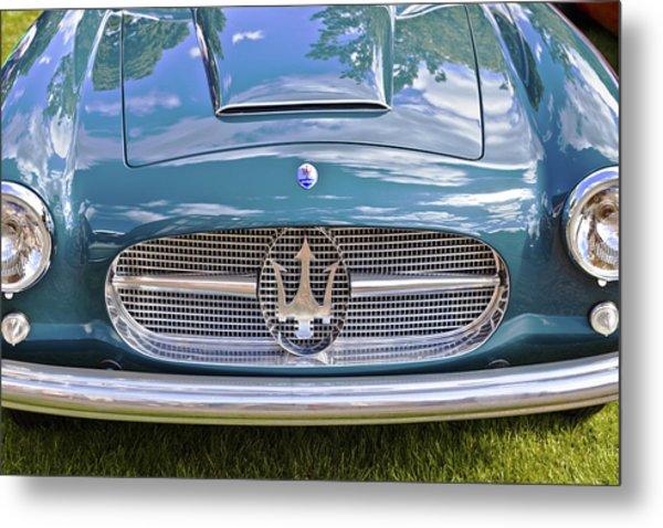 Maserati A6g 54 2000 Zagato Spyder 1955 Metal Print