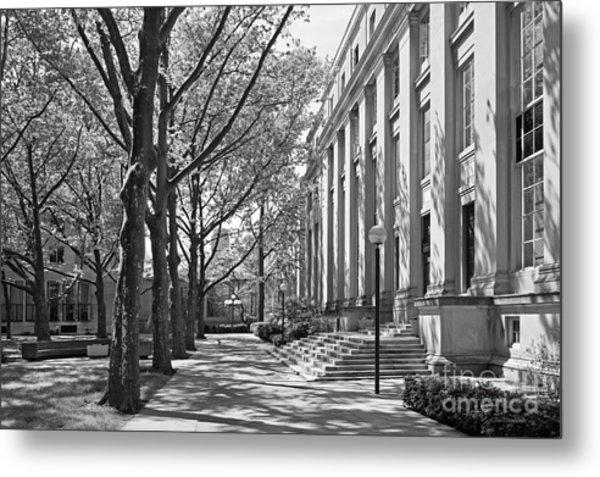 Massachusetts Institute Of Technology Eastman Labs Metal Print