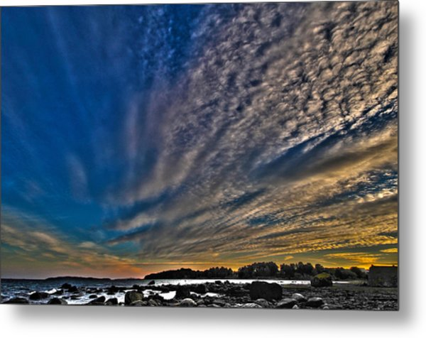 Masterpiece By Nature Metal Print