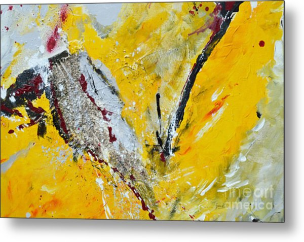 Melody Of Passion Metal Print