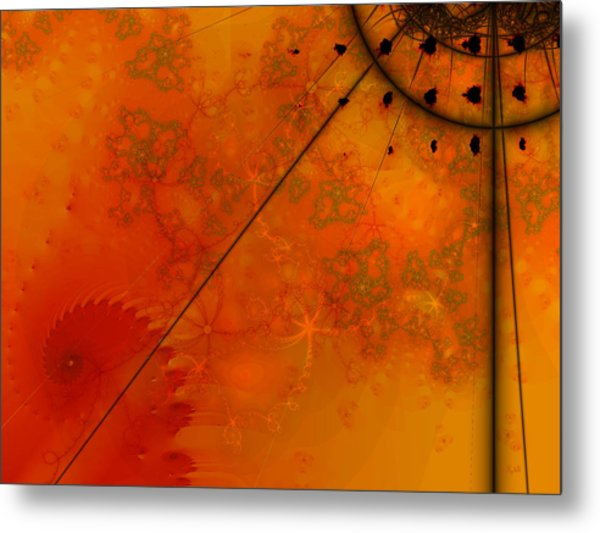 Memories Of Another Time I Metal Print