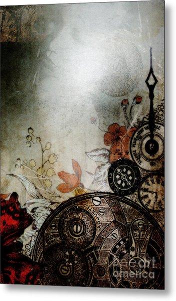 Memories Unlocked Metal Print by Sharon Kalstek-Coty