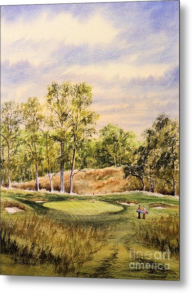 Merion Golf Club Metal Print