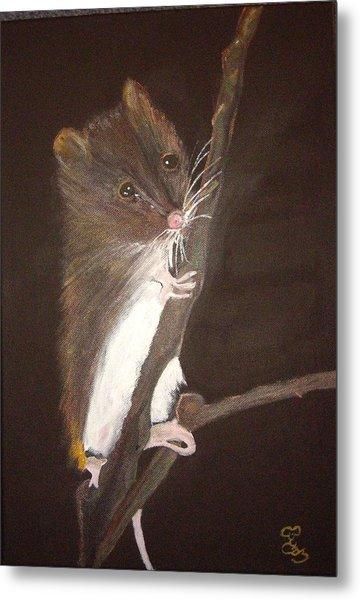 Mervyn Mouse Metal Print