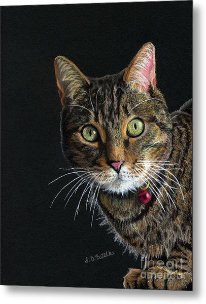 Mesmer Eyes Metal Print