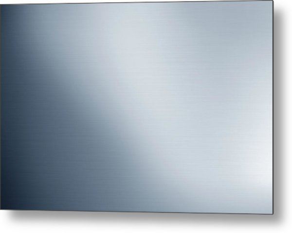 Metal Surface Metal Print by Imagedepotpro