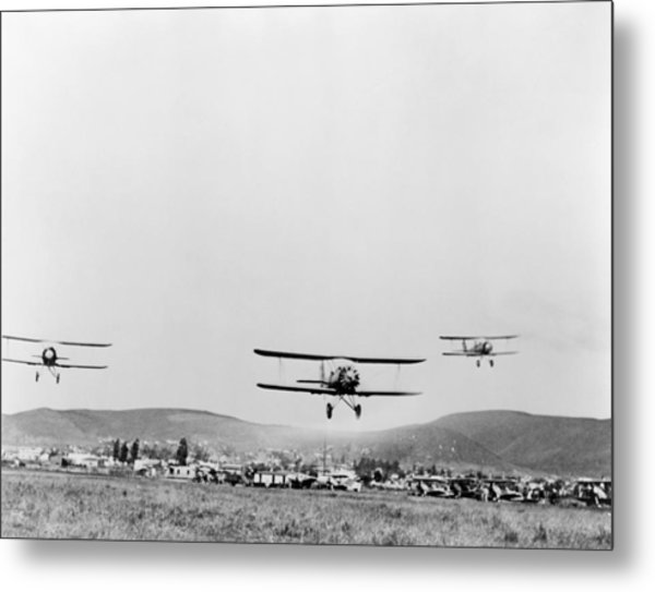Mexican Air Force, 1942 Metal Print by Granger
