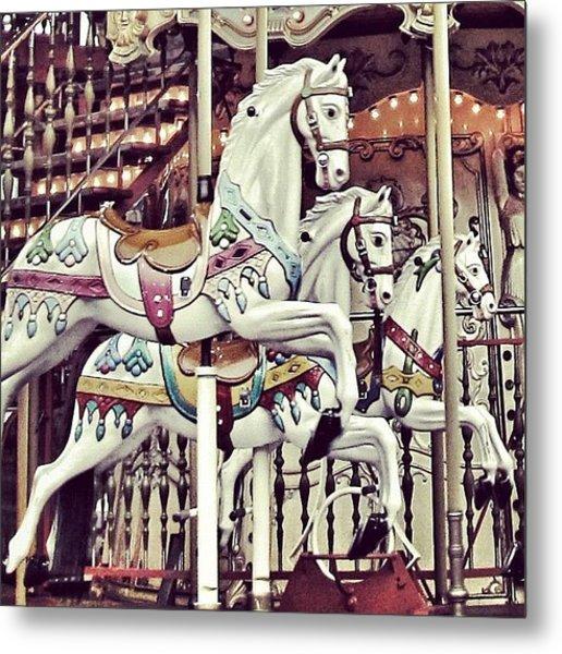 #mgmarts #horse #bestogram #instahub Metal Print