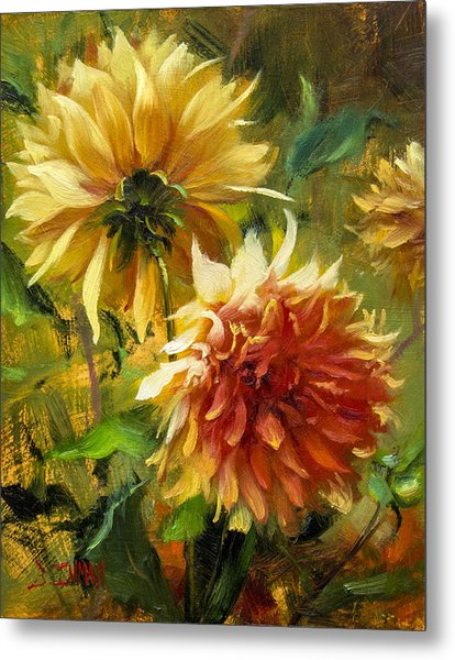 Midas Touch Metal Print by Bill Inman