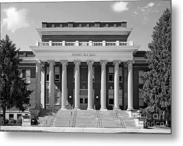 Middle Tennessee State Kirksey Old Main Metal Print