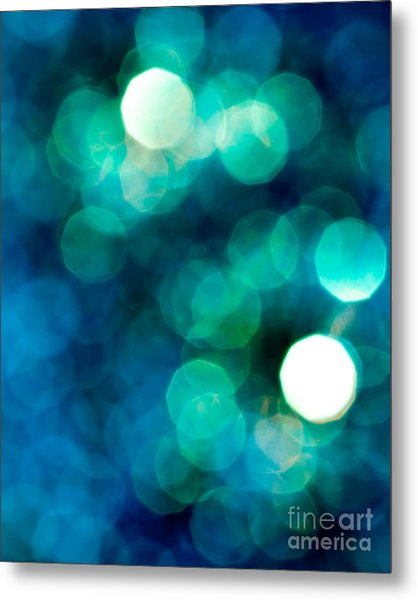 Midnight Magic Metal Print