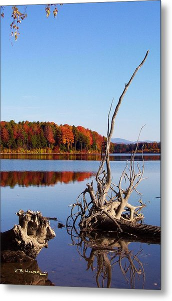 Mighty Missisquoi II Metal Print