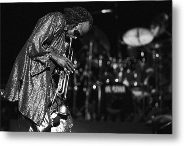 Miles Davis 1 Metal Print