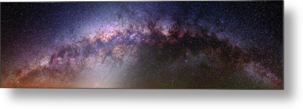 Milky Way And Galactic Centre Metal Print